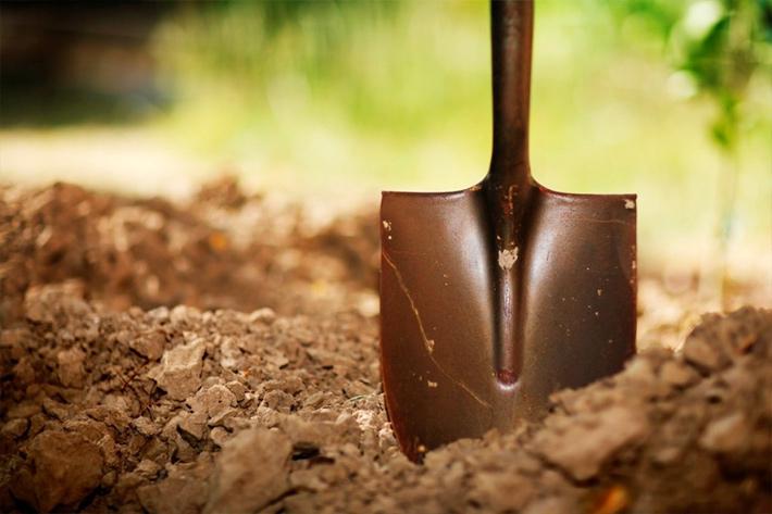 копка-лопатой