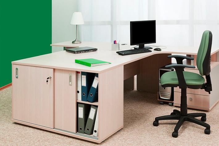 сборка мебели офис